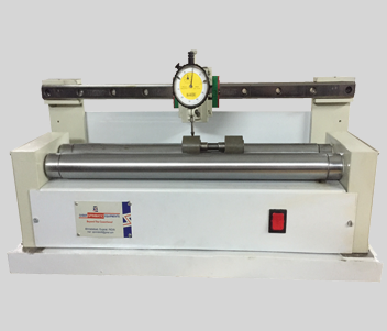Fully Motorised Eccentricity & Taper Tester
